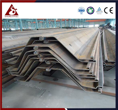 Sheet piling australia and uk top sale z pile sheeting