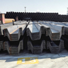 Cold-formed Reinforced Omega Steel Sheet Piles