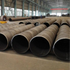 Tubular Steel SAWH/SSAW Pipe Pile