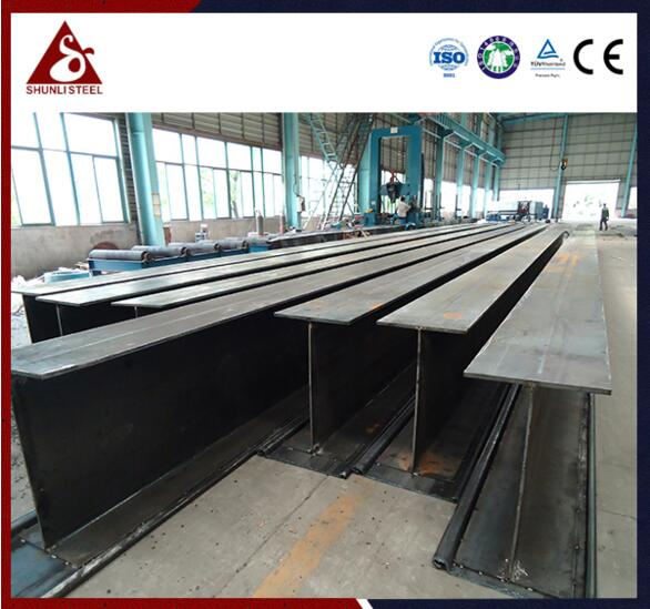 Steel beam steel section profiles HZ king piles