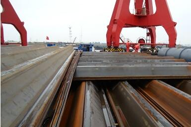 How excavation before construction inspection sheet pile