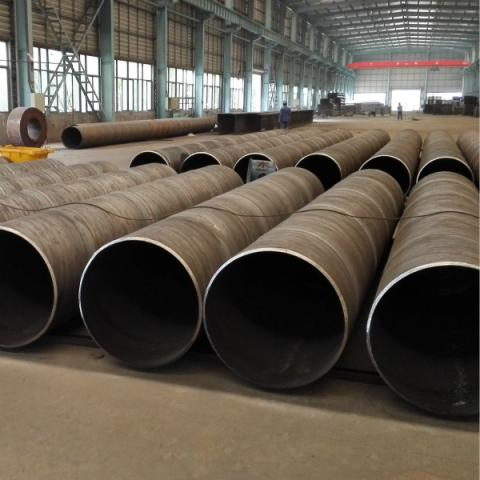 Types of the pipe pile