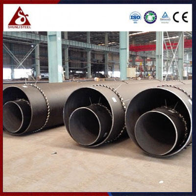 What is the deviation limit of pipe piles